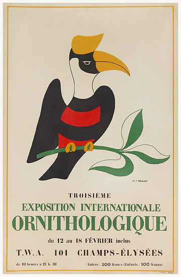 Exposition Internationale Ornithologique