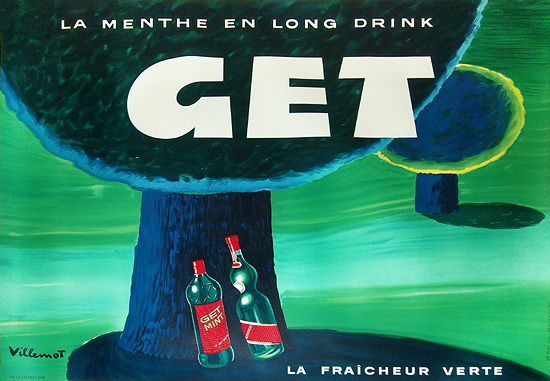 Get (Peppermint Get, Bottles and Tree)