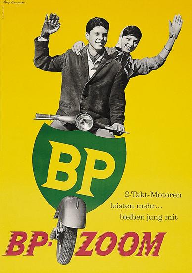 BP ZOOM Scooter