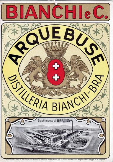 Bianchi Arquebus