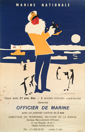 Marine Nationale - Officier de Marine