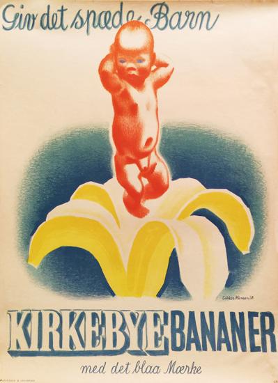 Kirkebye Bannaner (Banana Baby)