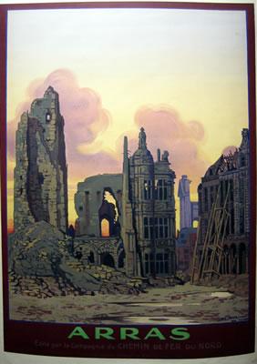Chemin de Fer du Nord <br>Arras