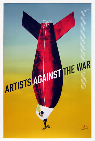 Artists Against the War: Society of Illustrators