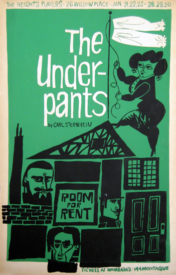 The Under-Pants -Carl Sternheim