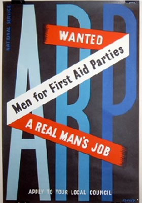 ARP Men Wanted