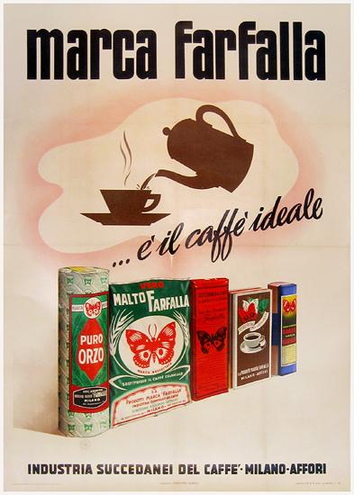 Marca Farfalla Coffee