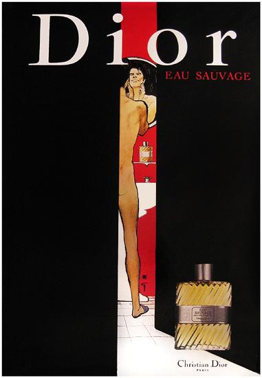 Dior (Door Ajar, Mirror Man)