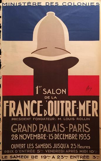 1er Salon de la France Outre Mer 1935
