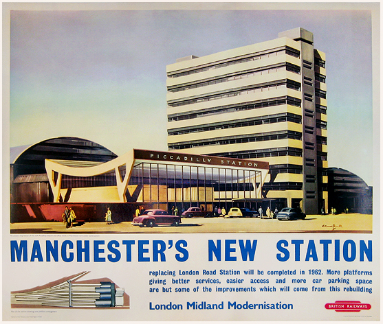 Manchester's New Station