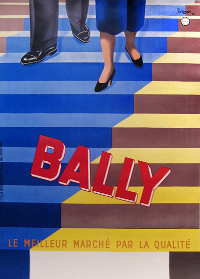 Bally Shoes (Steps)