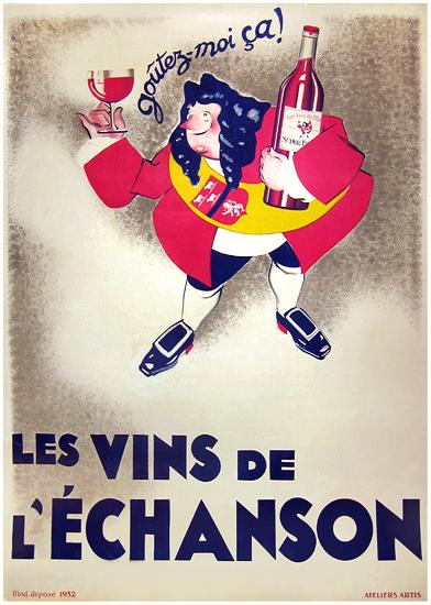 Les Vins de L'Echanson