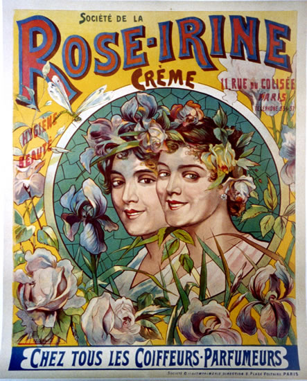 Rose - Irine Creme