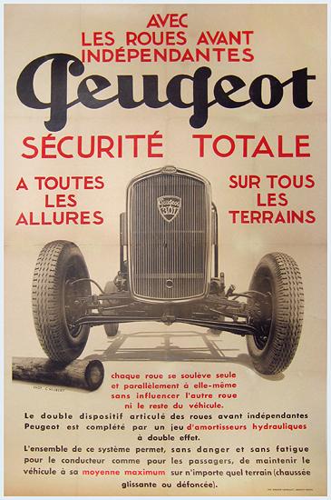 Peugeot 301 Securite Totale