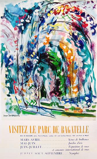 Le Parc de Bagatelle