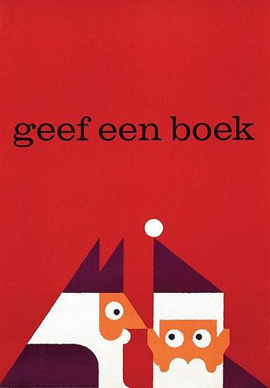 Geef Een Boek  (Dutch Book Week/ Santas)