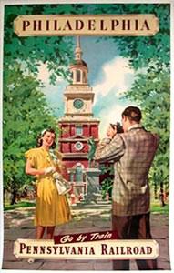 Pennsylvania Railroad Philadelphia (Couple)