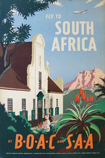BOAC - South Africa