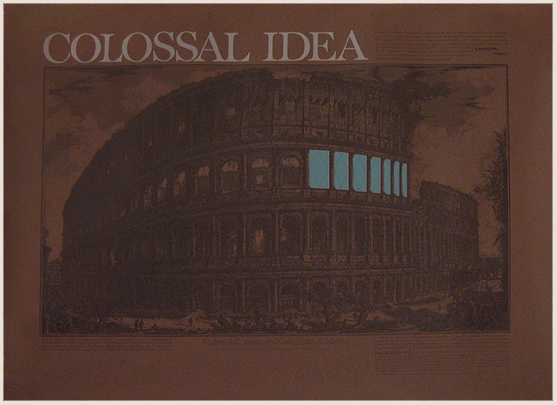 Architectural Rendering - Colossal Idea