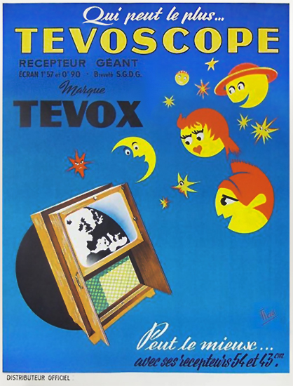 Tevoscope Tevox