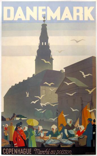 Danemark (Fish Market)