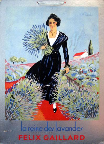 Felix Gaillard - La reine des lavender