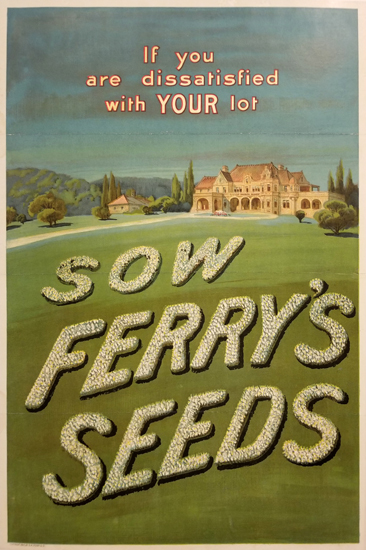 Sow Ferry's Seeds
