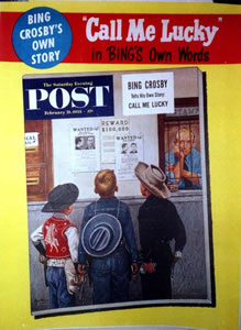 Saturday Evening Post - Call Me Lucky in Bings Own Words