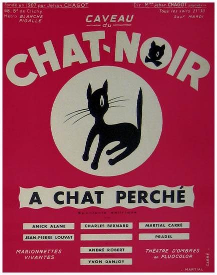Chat Noir (Caveau de)