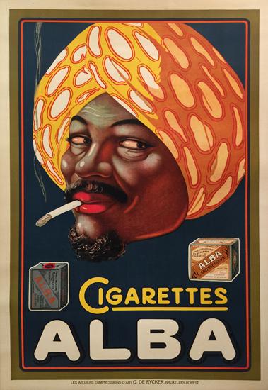 Cigarettes Alba