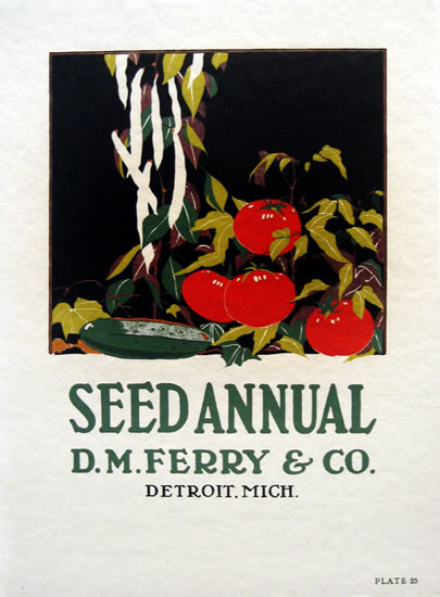 Seed Annual D.M Ferry & Co