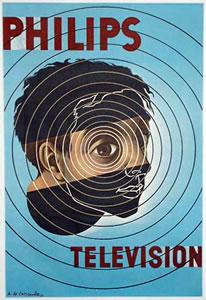 Philips Television (Cassandre)