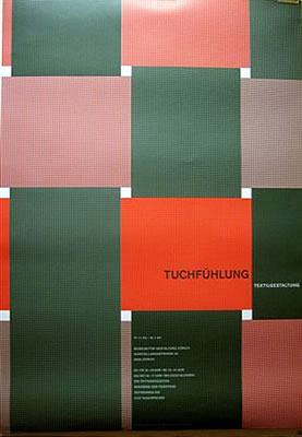 Tuchfuhlung  (A Feeling For Cloth)
