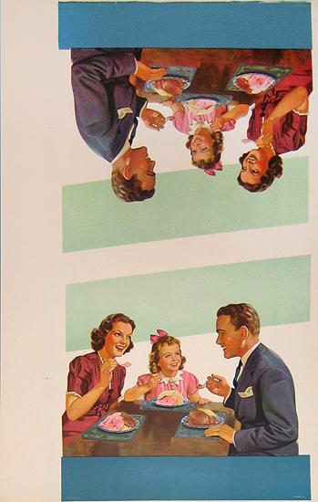 American Die Cut - Ice Cream Family