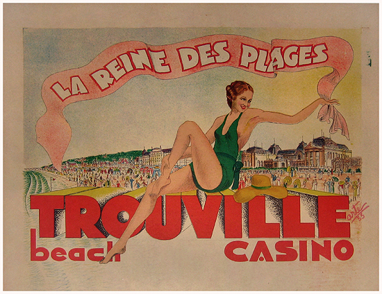 Trouville - La Reine des Plages