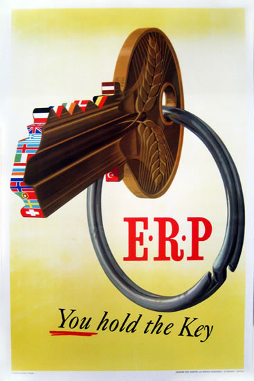 ERP/Marshall Plan - You Hold the Key