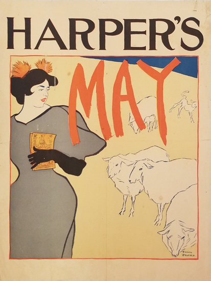 Harper's - May