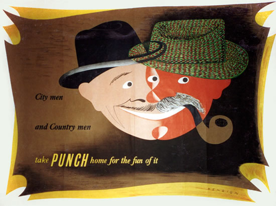 Punch - City Men Country Men
