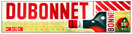 Dubonnet (Long Panel)