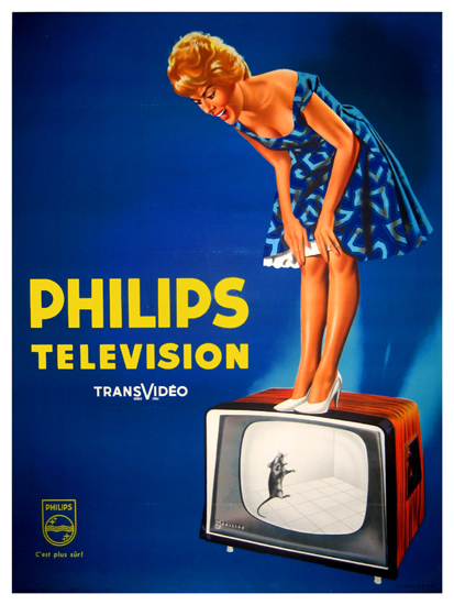 Philips Television - Mouse