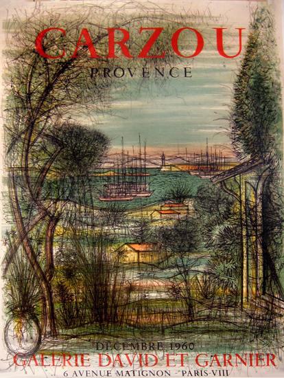 Carzou-Provence