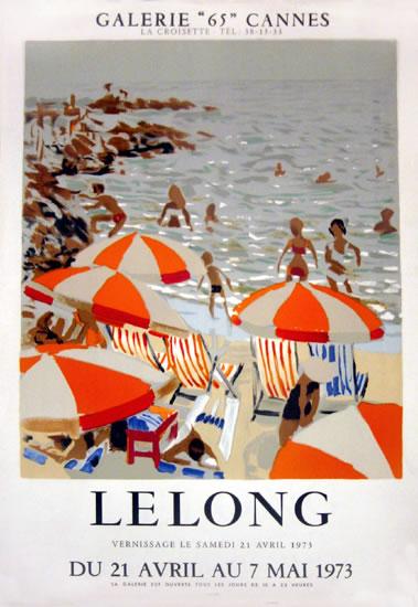 LeLong (Beach Scene)