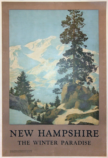 New Hampshire - Winter Paradise
