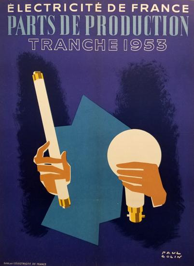 Electricite of France Parts de Production (Emprunt)