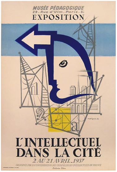 L'Intellectuel dans La Cite - Musee Pedagogique