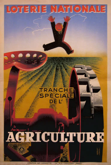 Loterie Nationale - Agriculture