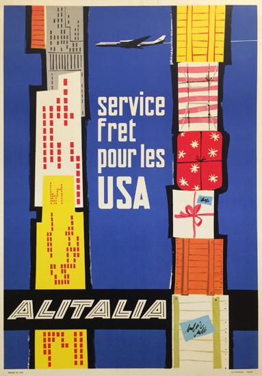 Alitalia - Service Fret USA