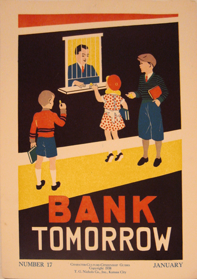 Good Citizenship Guide - Bank Tomorrow
