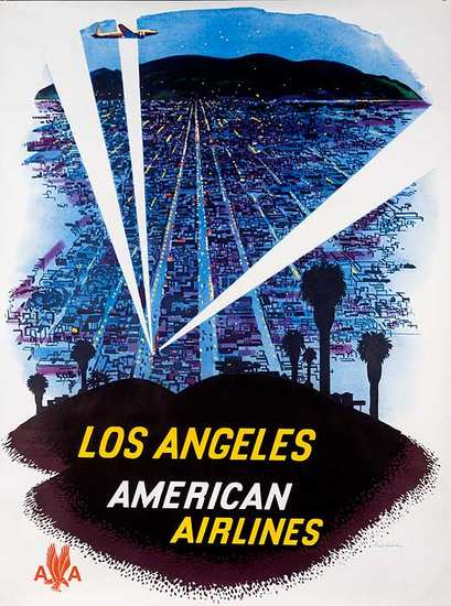 American Airlines Los Angeles