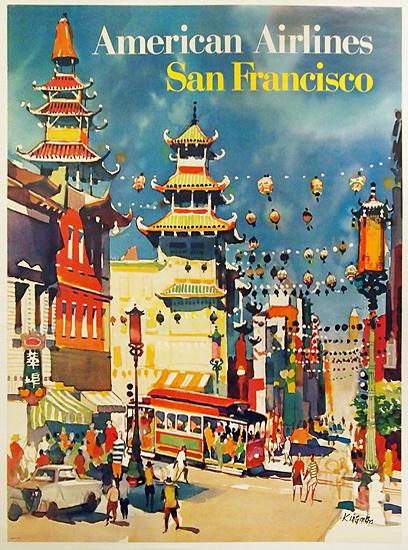 American Airlines San Francisco (Kingman)